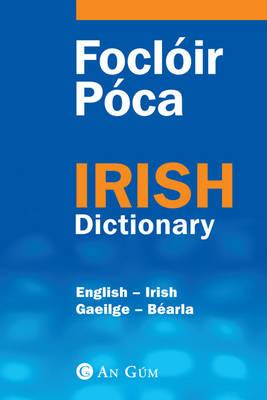 Focloir Poca (Paperback)