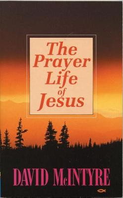 The Prayer Life of Jesus (Paperback)