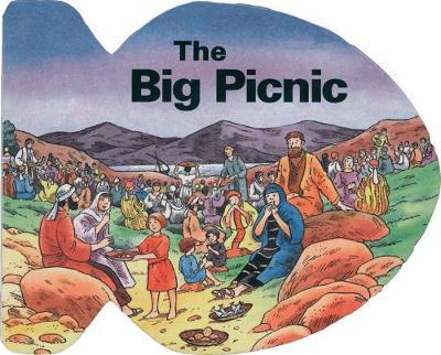 The Big Picnic - Board Books (Board book)