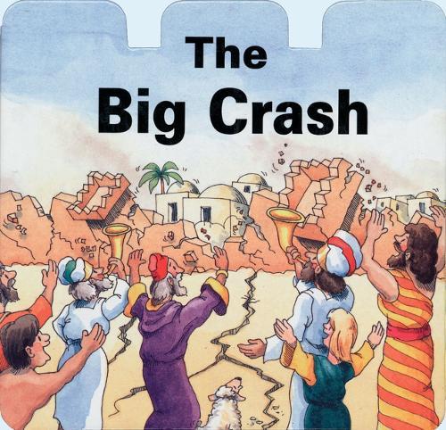 Big Crash - Board Books Shaped (Board book)