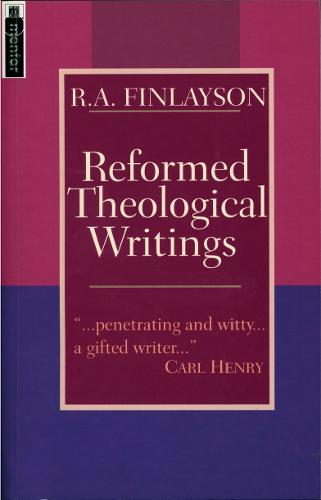 Reformed Theological Writings (Paperback)