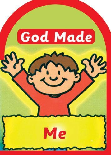 God made Me - Board Books God Made (Board book)