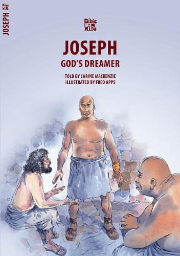 Joseph: God's Dreamer - Bible Wise (Paperback)