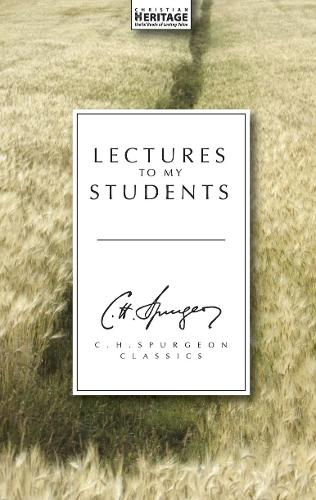 Lectures to My Students (Hardback)