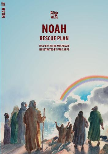 Noah: The Rescue Plan - Bible Wise (Paperback)