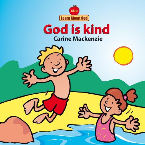 God Is Kind Board Book - Board Books Learn About God (Board book)