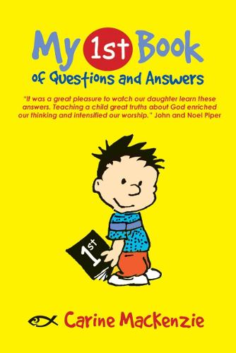 My First Book of Questions and Answers - My First Books (Paperback)