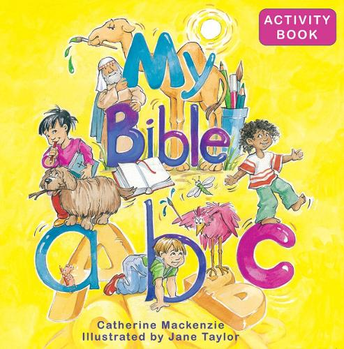 My Bible Abc - Activity (Paperback)