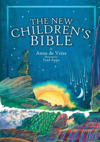 New Children's Bible - Colour Books (Hardback)