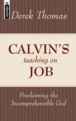Calvin's Teaching on Job: Proclaiming the Incomprehensible God (Paperback)