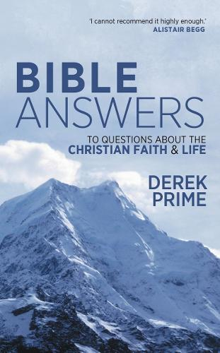 Bible Answers: To Questions About the Christian Faith & Life (Paperback)
