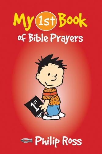 My First Book of Bible Prayers - My First Books (Paperback)