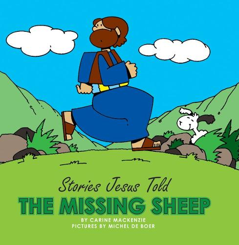 The Missing Sheep - Board Books Stories Jesus Told (Board book)