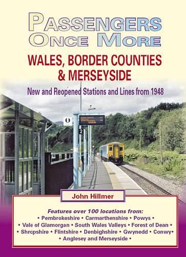 Wales, Border Counties and Merseyside - Passengers Once More 3 (Paperback)
