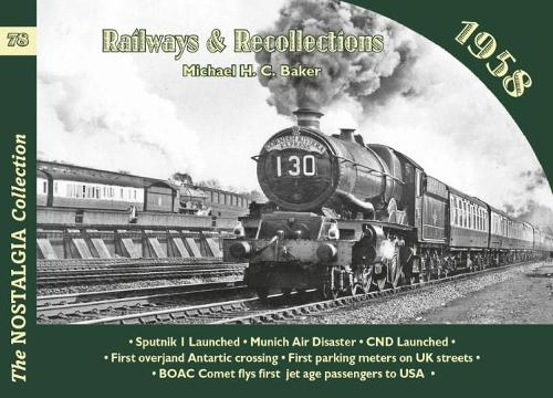 Railways & Recollections 1958 - Recollections 77 (Paperback)