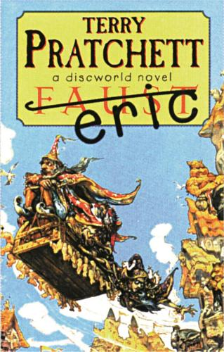 Eric: Discworld: The Unseen University Collection (Paperback)