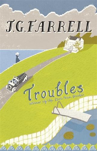 Troubles - W&N Essentials (Paperback)