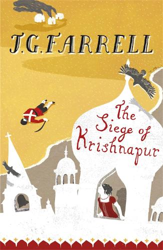 The Siege Of Krishnapur - W&N Essentials (Paperback)