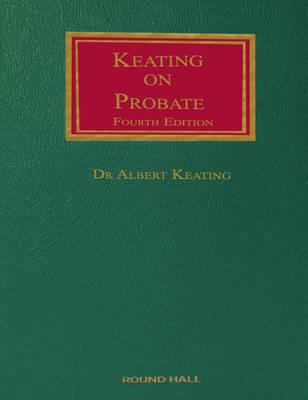Keating on Probate (Hardback)