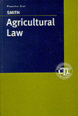 Agricultural Law: Advising Farmers and Landowners (Paperback)