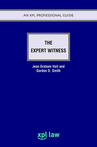 The Expert Witness (Paperback)