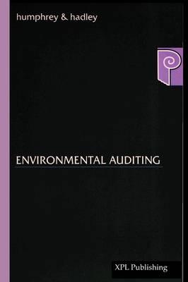 Environmental Auditing (Paperback)