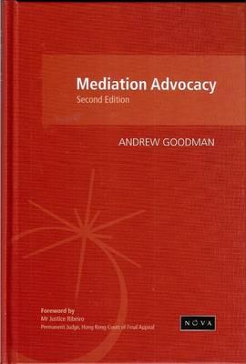 Mediation Advocacy (Hardback)