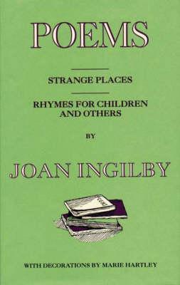 Poems by Joan Ingilby (Hardback)