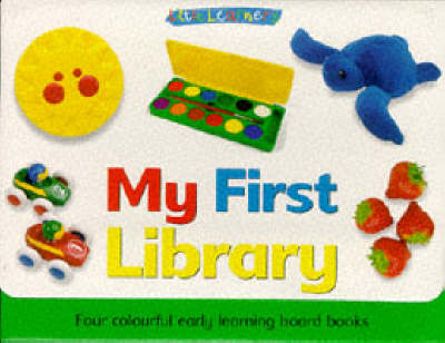 My First Library Carry Case (Board book)