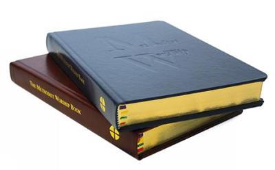 The Methodist Worship Book: Presentation (Red) (Paperback)