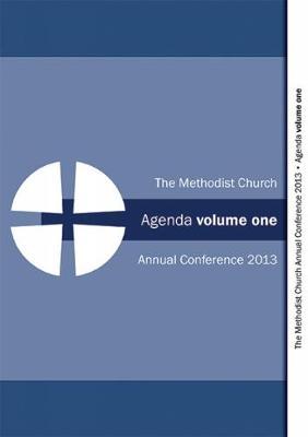 Methodist Conference Agenda 2013 (Spiral bound)