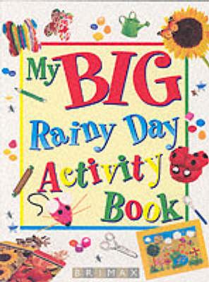 My Big Rainy Day Activity Book (Paperback)