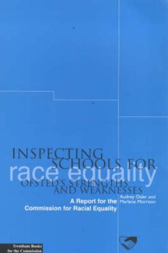 Inspecting Schools for Race Equality (Paperback)