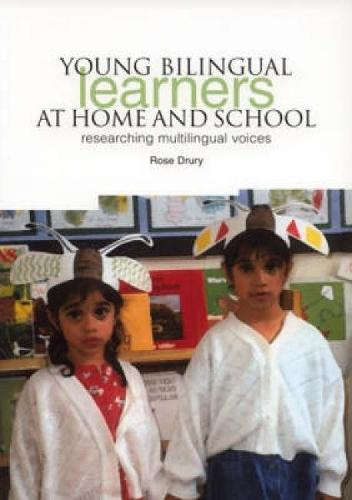 Young Bilingual Learners at Home and School: Researching Multilingual Voices (Paperback)