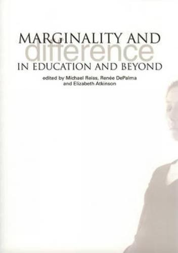 Marginality and Difference in Education and Beyond (Paperback)