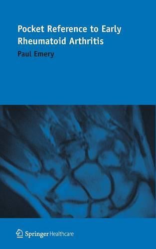 Pocket Reference to Early Rheumatoid Arthritis (Paperback)