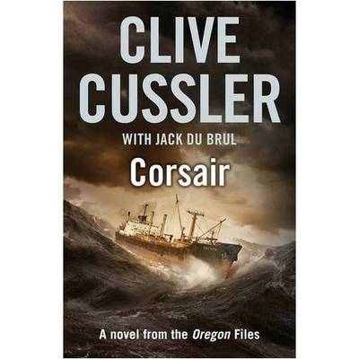 Corsair [Large Print]: 16 Point (Paperback)