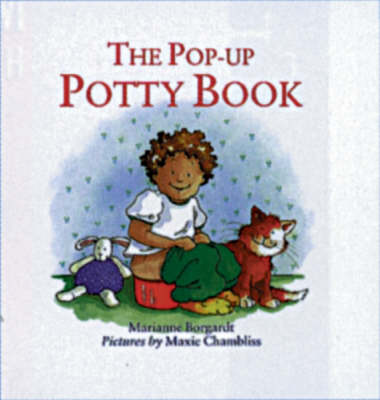 The Pop-Up Potty Book (Hardback)