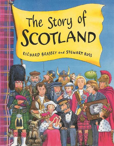 The Story Of Scotland (Paperback)