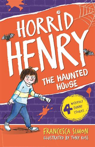 The Haunted House: Book 6 - Horrid Henry (Paperback)