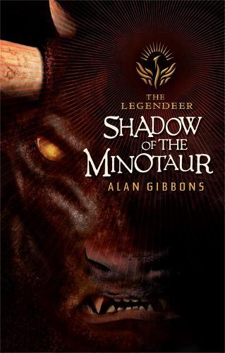 The Legendeer: Shadow Of The Minotaur - The Legendeer (Paperback)
