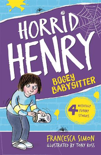 Bogey Babysitter: Book 9 - Horrid Henry (Paperback)