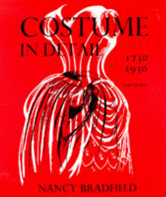 Costume in Details: Women's Dress, 1730-1930 (Paperback)