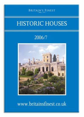 Britain's Finest Historic Houses - Britain's Finest (Paperback)