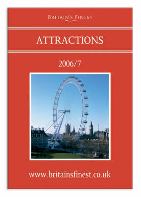 Britain's Finest Attractions - Britain's Finest (Paperback)