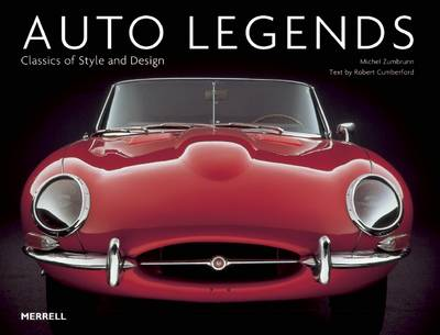 Auto Legends: Classics of Style and Design (Paperback)