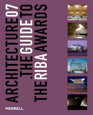 Architecture 07: The Guide to the RIBA Awards (Paperback)