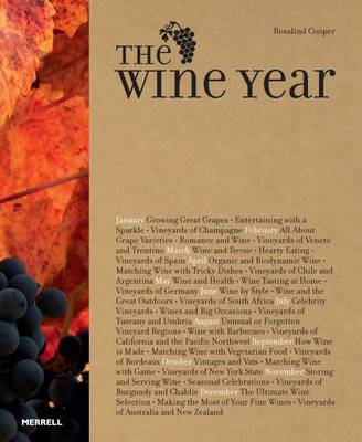 The Wine Year (Hardback)