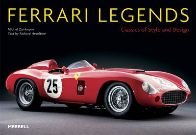 Ferrari Legends: Classics of Style and Design (Paperback)