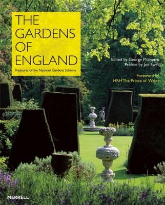 The Gardens of England: Treasures of the National Gardens Scheme (Hardback)
